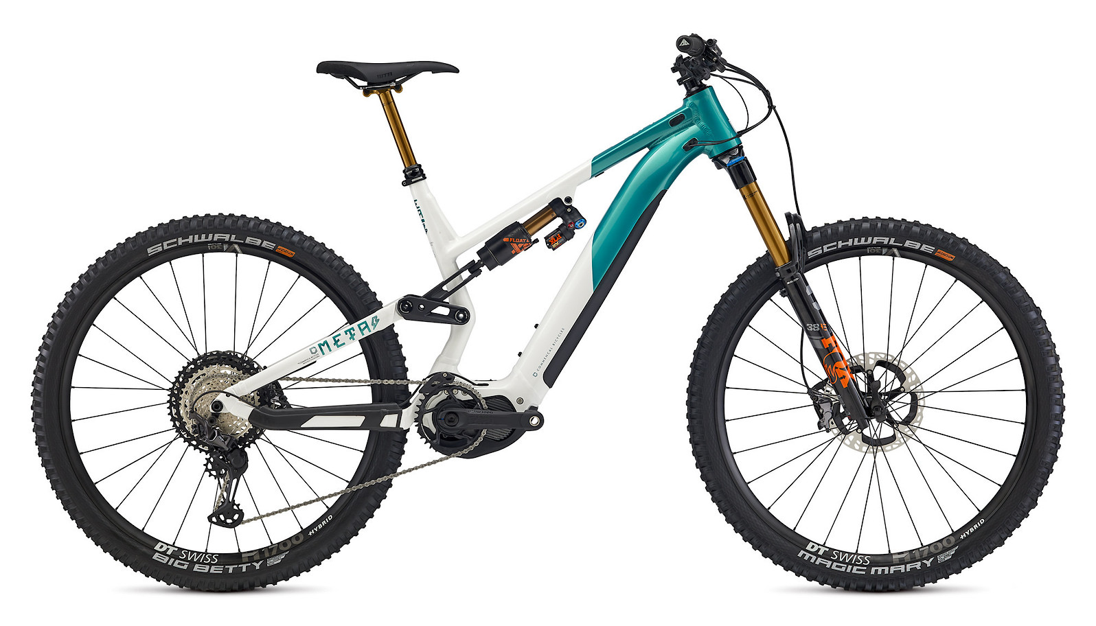 2021 Commencal Meta Power 29 Signature (Pearl White/Electroplate Lagoon)
