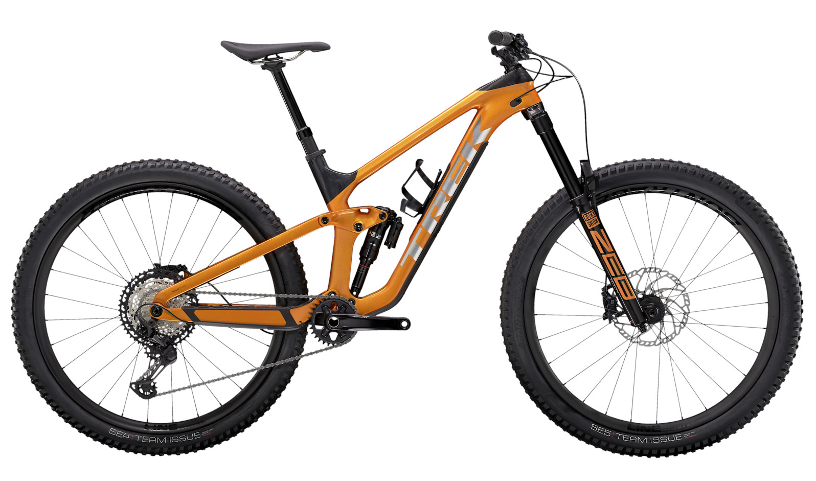 2021 Trek Slash 9.8 XT (Factory Orange/Carbon Smoke)