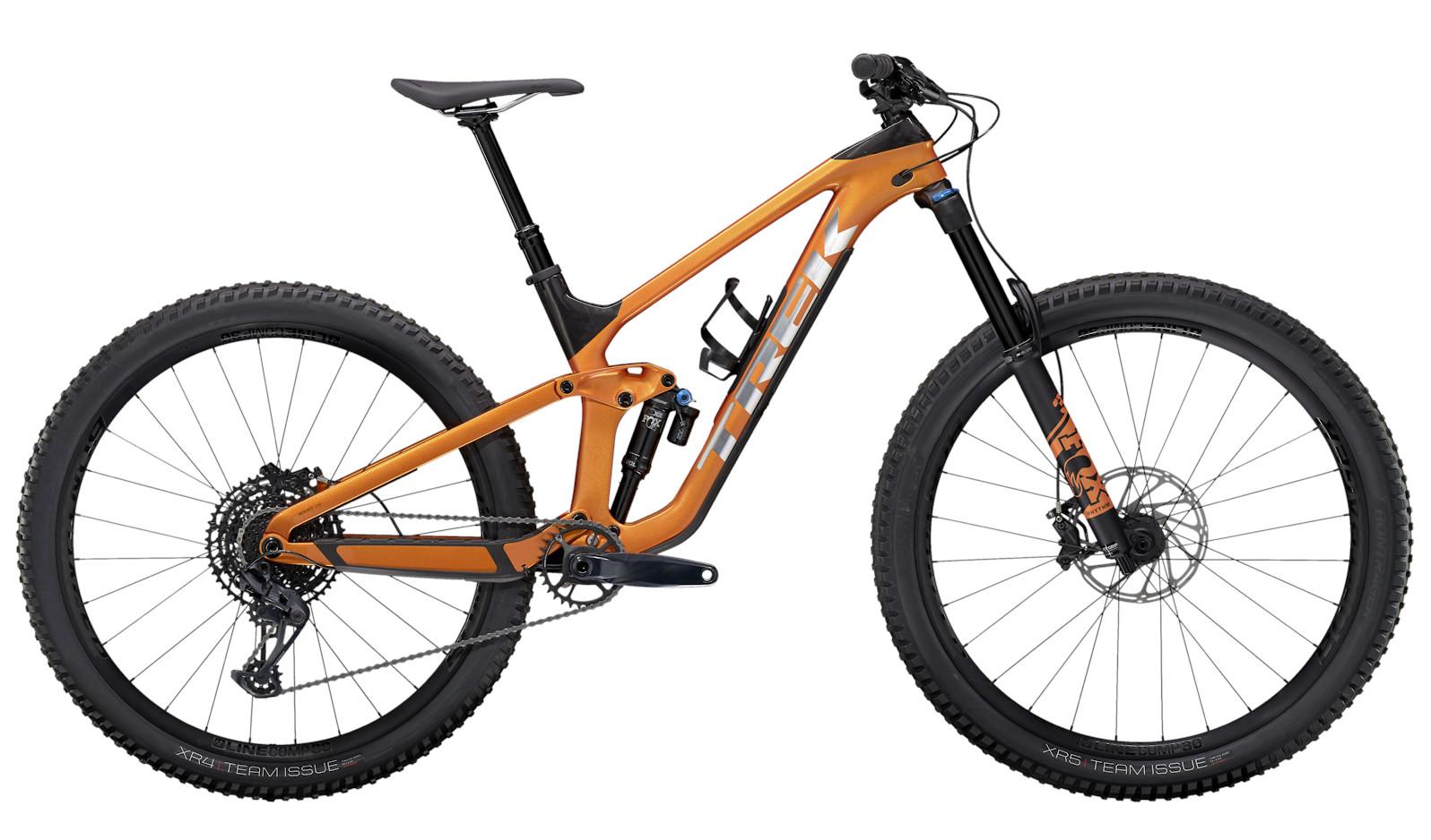 2021 Trek Slash 9.7 (Factory Orange/Carbon Smoke)