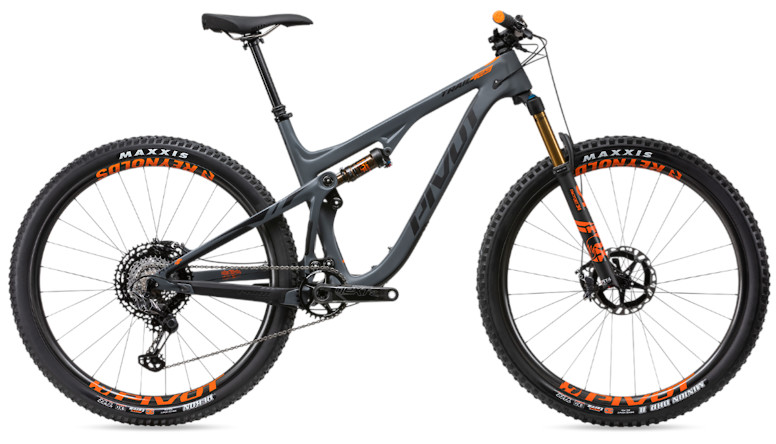 Pivot Trail 429 Carbon 29 Team XTR
