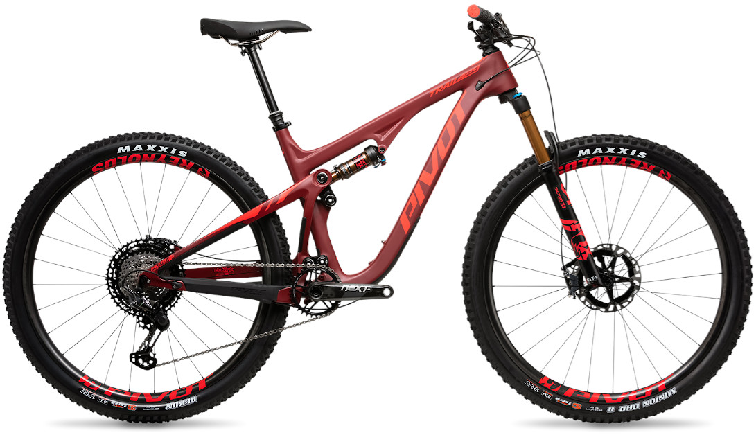 Pivot Trail 429 Carbon 29 Team XTR