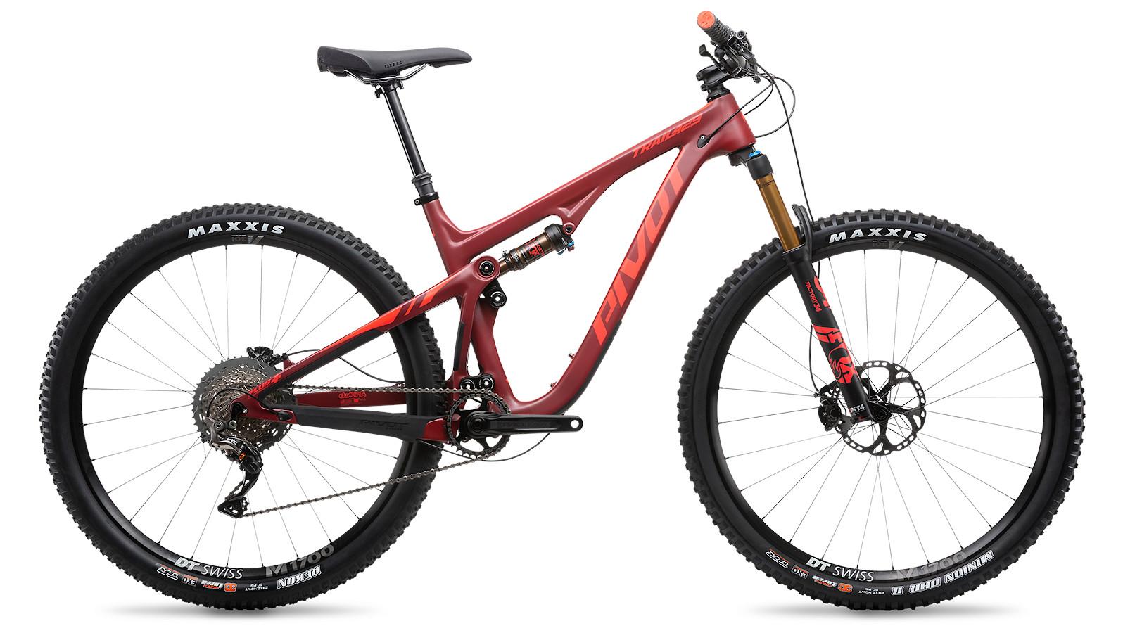 Pivot Trail 429 (Crimson)