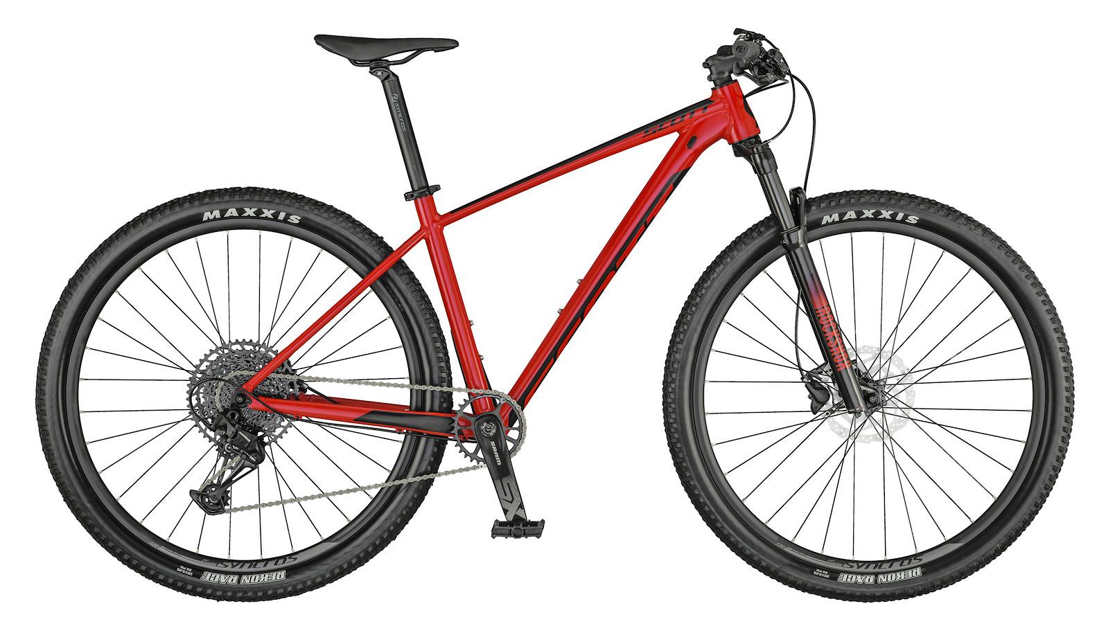 2021 Scott Scale 970 (Red)