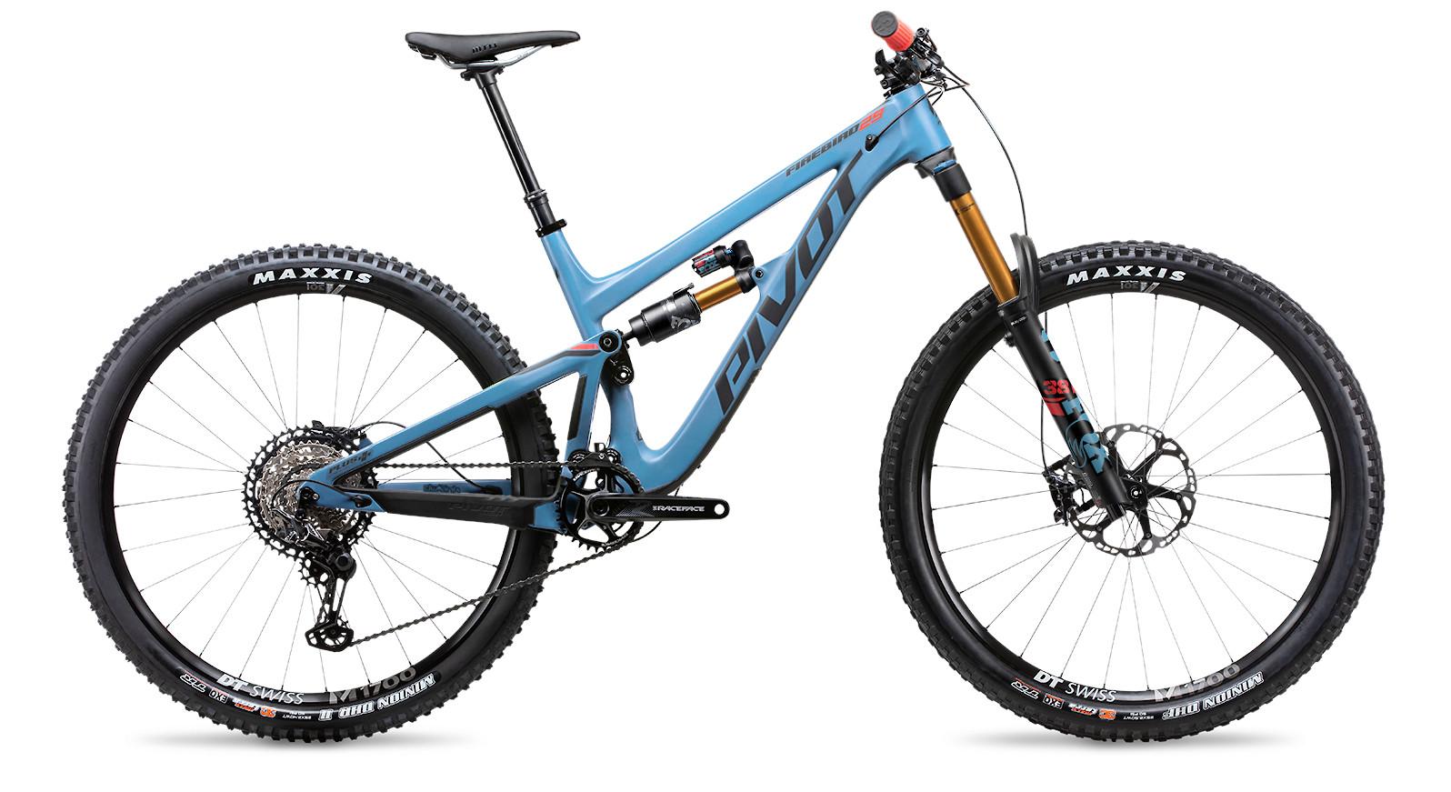 2021 Pivot Firebird 29 Pro XT-XTR (Slate Blue)
