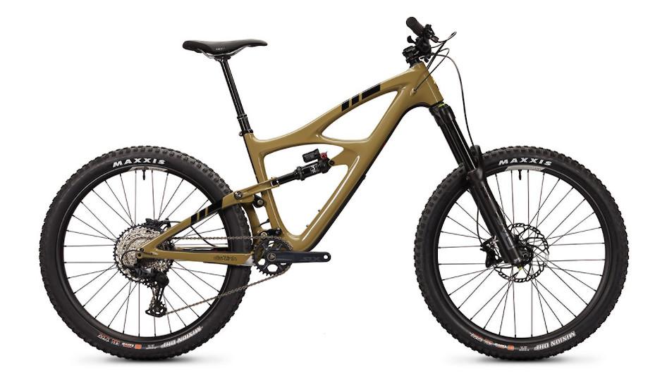 2021 Ibis Mojo HD5 SLX (Brown Pow)