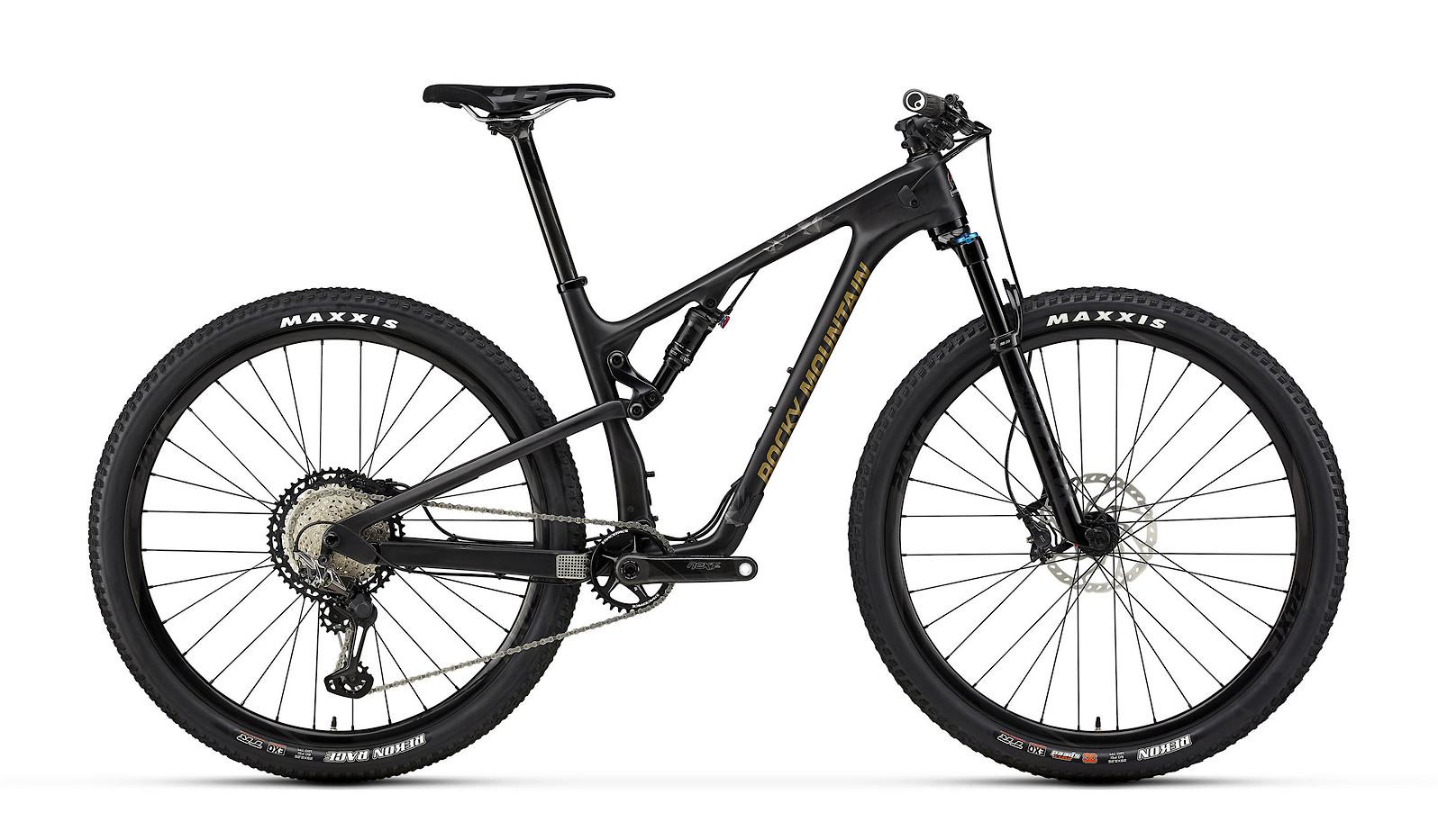 2021 Rocky Mountain Element Carbon 70 XCO Edition