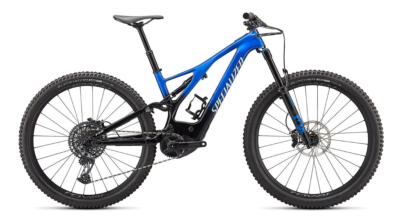 2021 Specialized Turbo Levo Expert Carbon (Cobalt Blue)