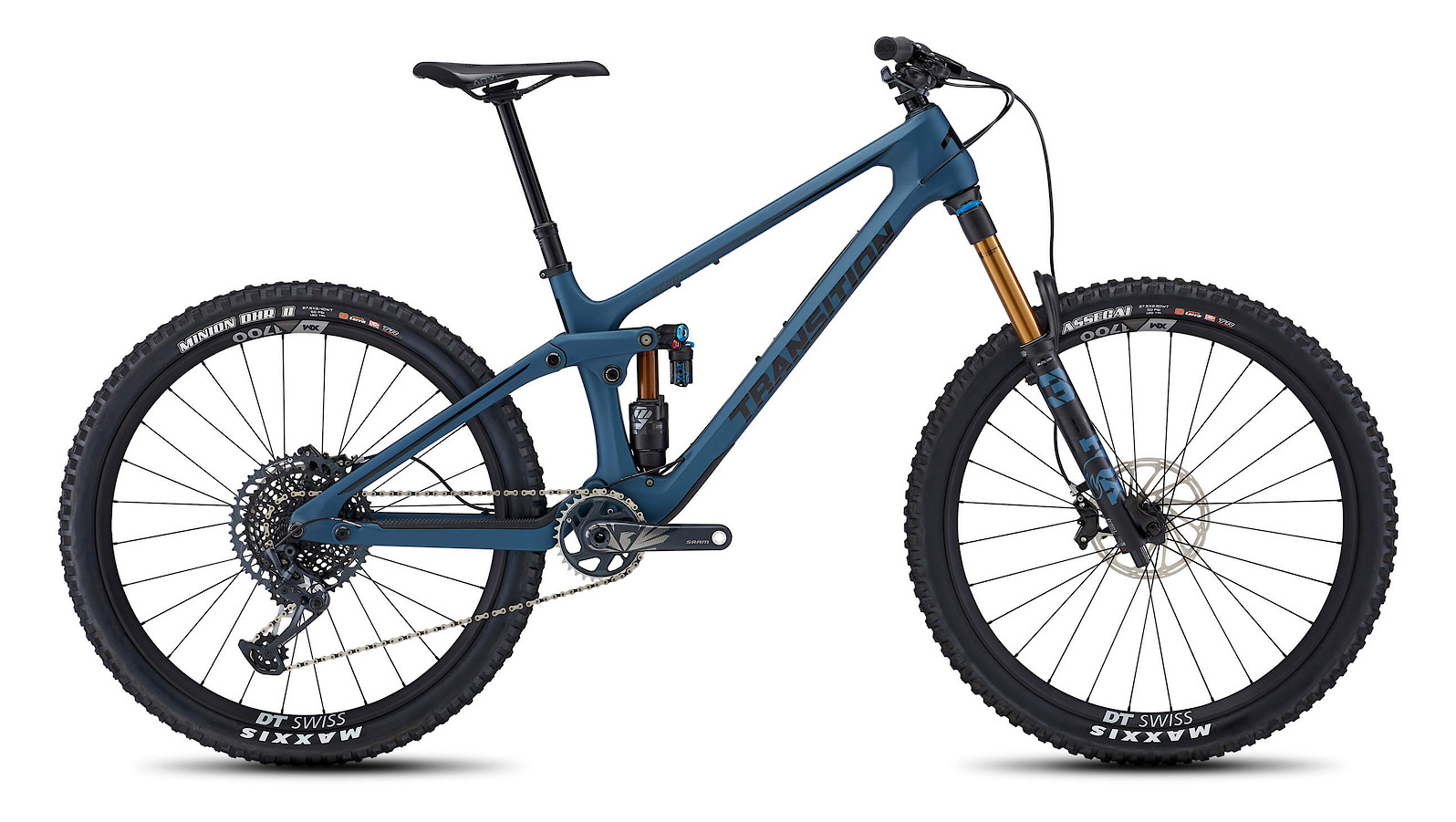 2021 Transition Scout X01 Eagle (Midnight Blue)