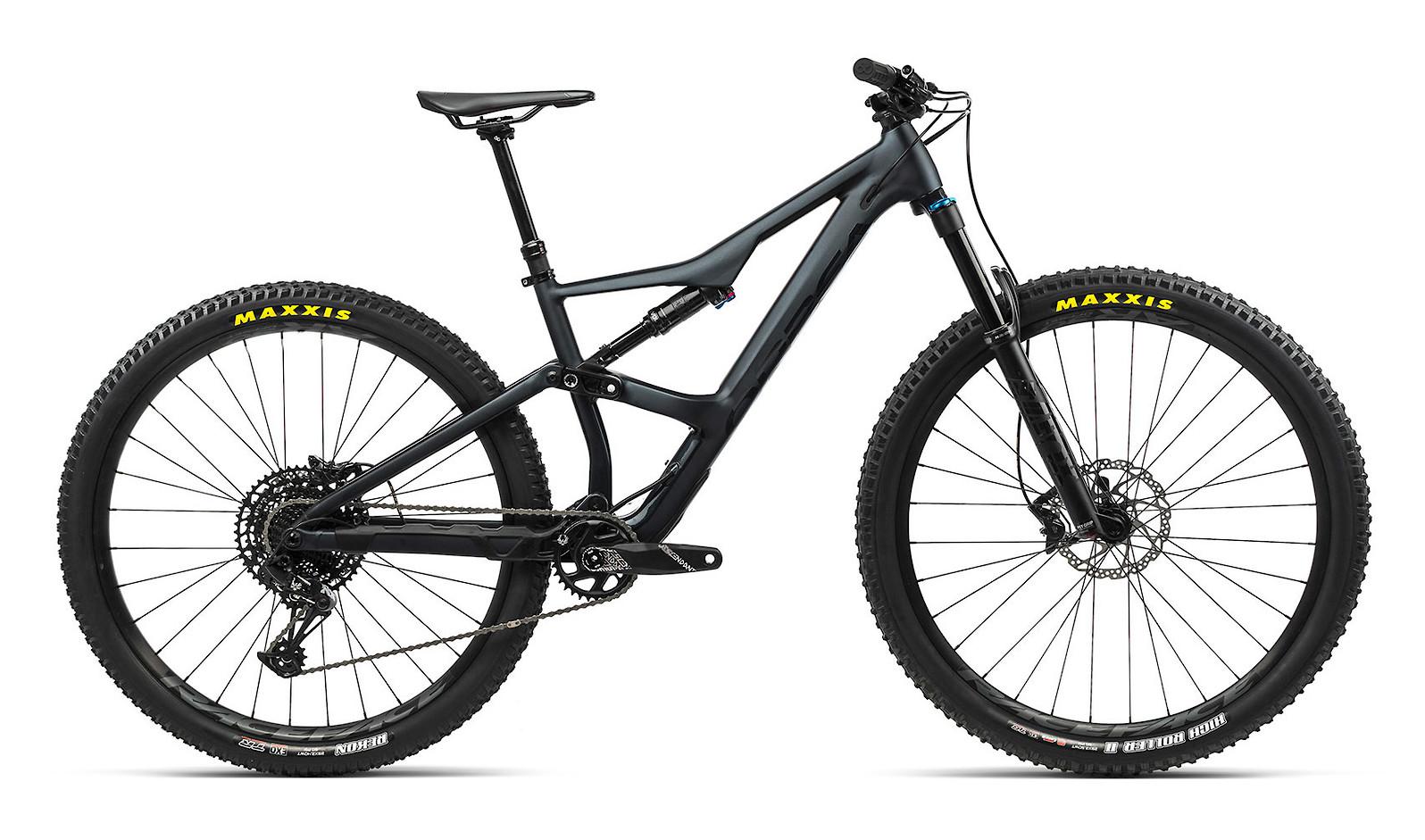 2021 Orbea Occam H20 Eagle (Metallic Black)