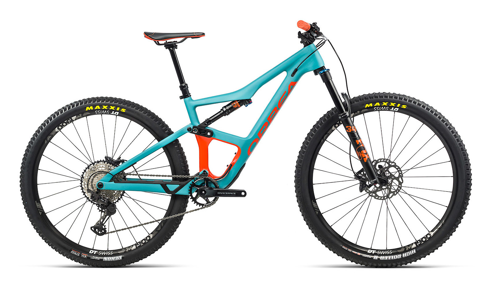 2021 Orbea Occam M30 (Blue/Orange)