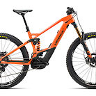 2021 Orbea Wild FS M-LTD E-Bike