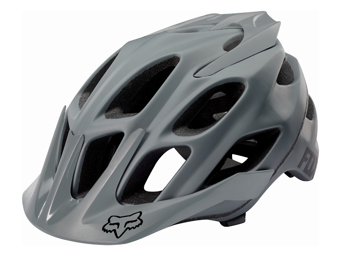 Fox Flux MTB Helmet Blue