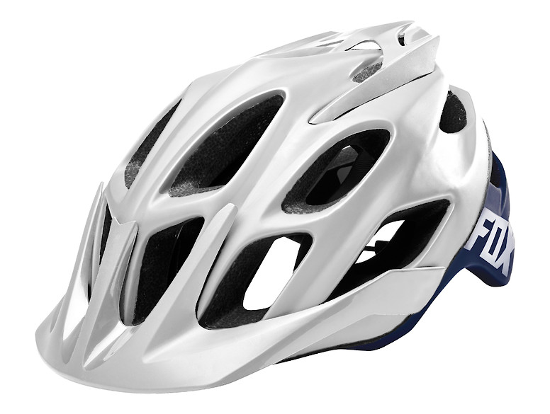 Fox Flux - Creo White/Navy