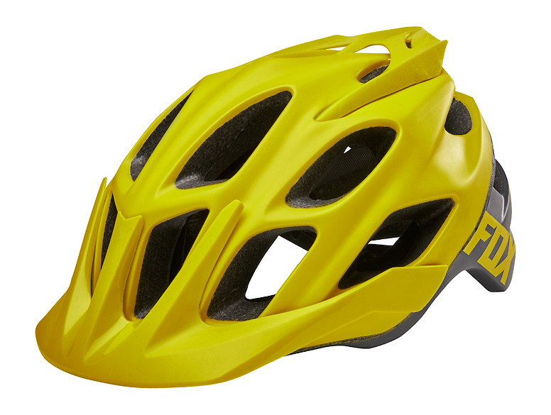 Fox Flux - Creo Dark Yellow