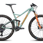 2021 Niner RKT 9 RDO 3-Star Bike