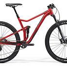 2021 Merida One-Twenty RC XT Edition Bike