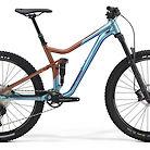 2021 Merida One-Forty 600 Bike