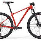 2021 Merida Big.Nine Limited Bike
