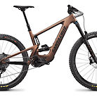 2021 Santa Cruz Bullit MX S Carbon CC E-Bike