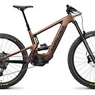 2021 Santa Cruz Bullit MX R Carbon CC E-Bike