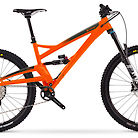 2021 Orange Switch 6 Pro Bike