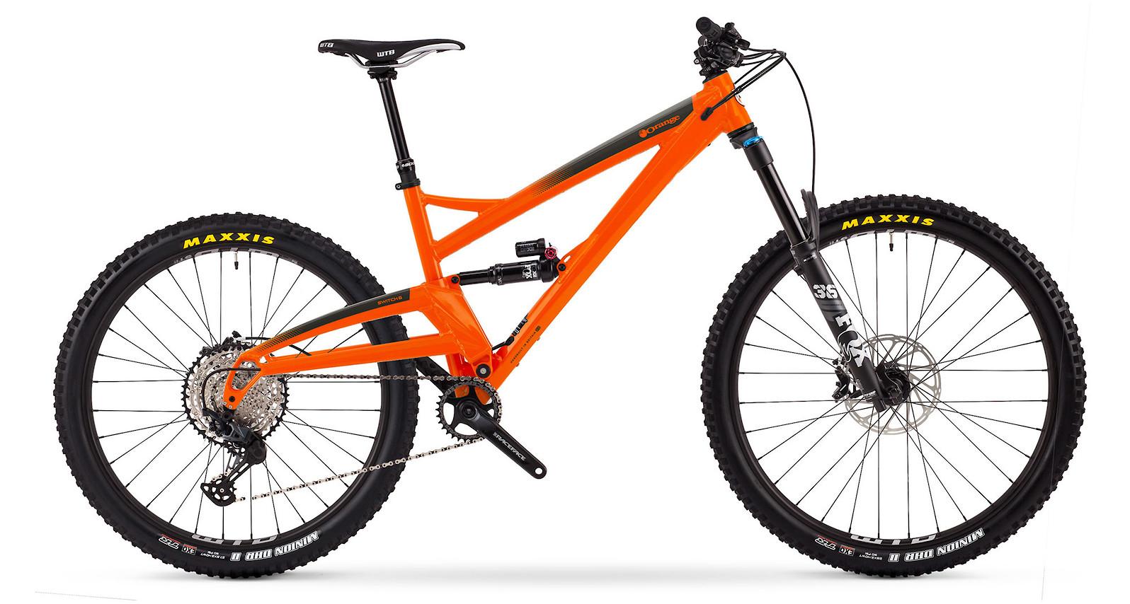 2021 Orange Switch 6 Pro