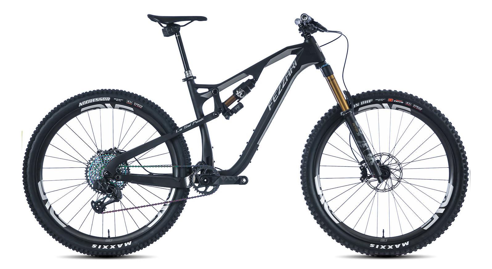 2021 Fezzari La Sal Peak Team Edition AXS