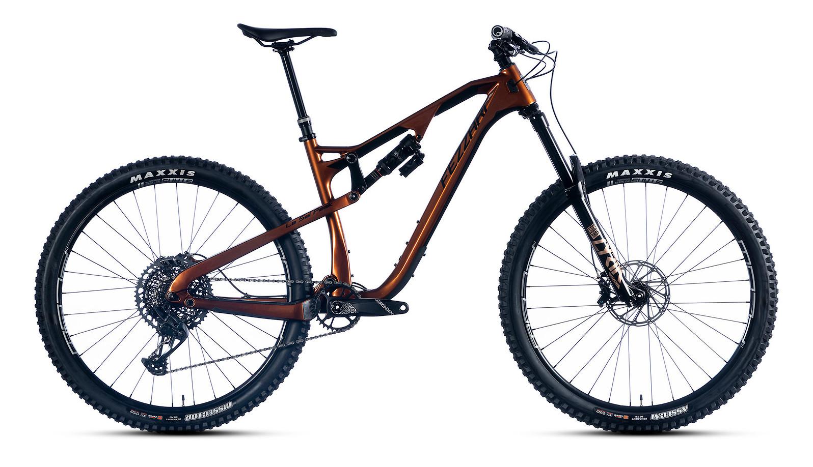 2021 Fezzari La Sal Peak Elite (Burnt Orange)