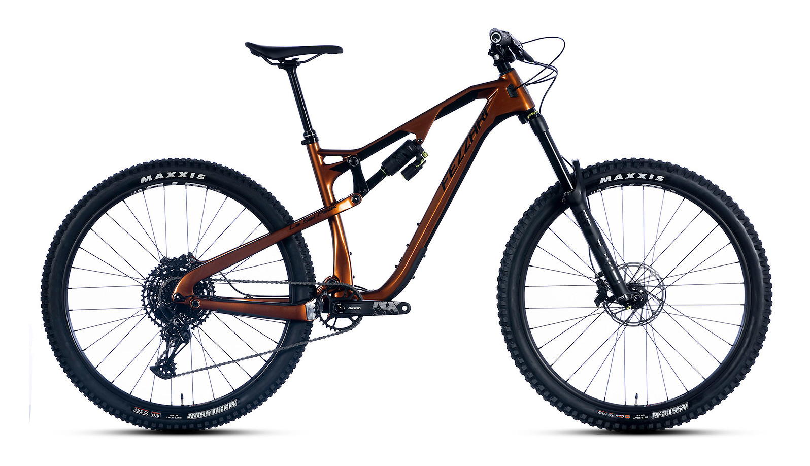 2021 Fezzari La Sal Peak Comp (Burnt Orange)
