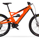 2021 Orange Surge RS E-Bike