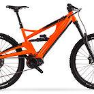 2021 Orange Surge S E-Bike