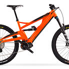 2021 Orange Charger Pro E-Bike