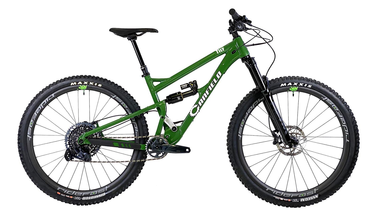 2021 Canfield Tilt (Goblin Green)