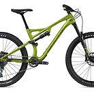 2021 Whyte T-140 C R V1 Bike