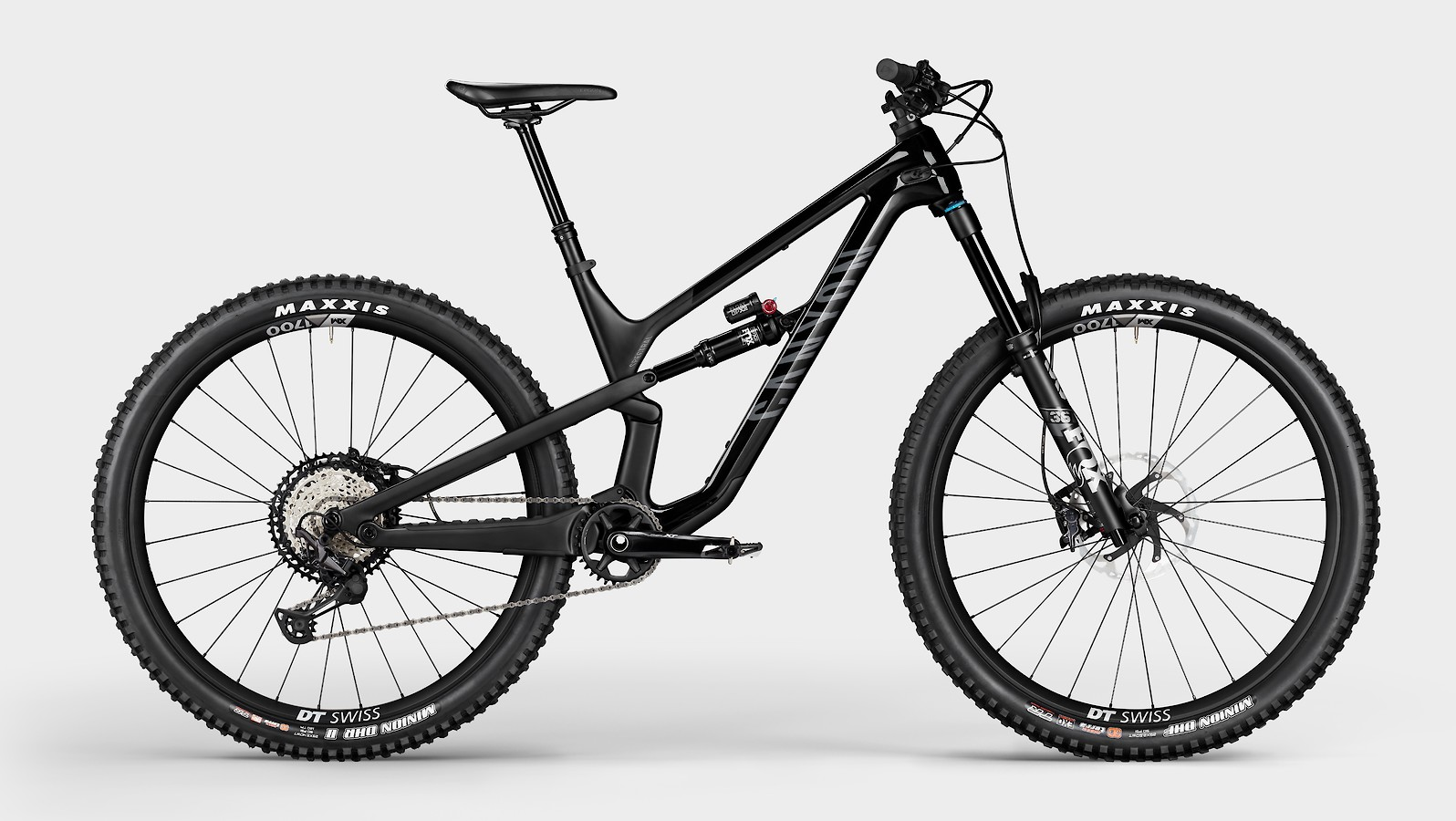 Canyon Spectral 29 CF8, Stealth Black