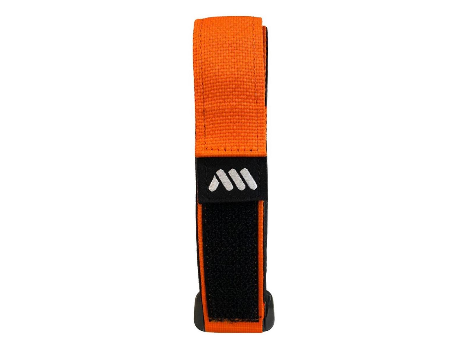 All Mountain Style Velcro Strap (Orange)