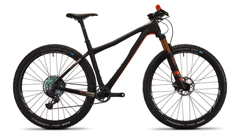 2021 Ibis DV9 XX1 Eagle AXS (Black/Orange)