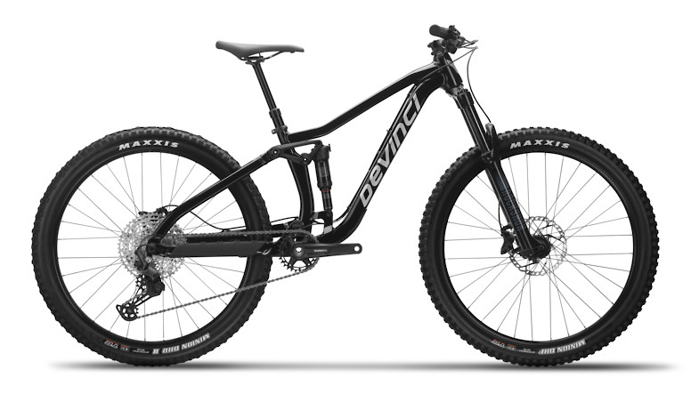 """Marshall 27.5"""" (size XS) with Shimano Deore build kit"""