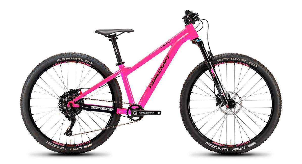 2020 Trailcraft Timber 26 (Hot Pink)