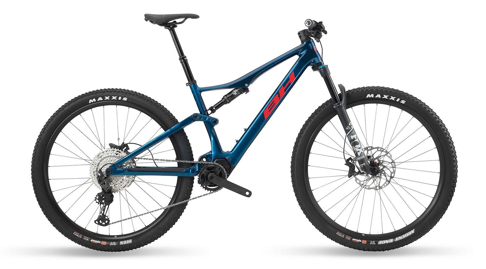 2021 BH iLynx Race Carbon 8.0 LT (Blue)