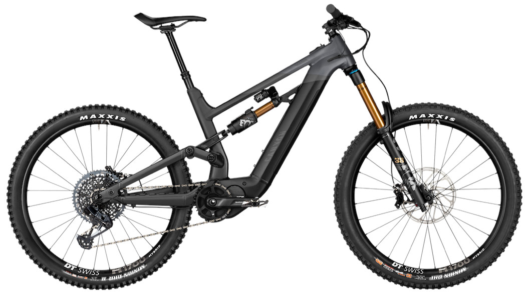 Canyon Torque/ON 9 (Stealth)