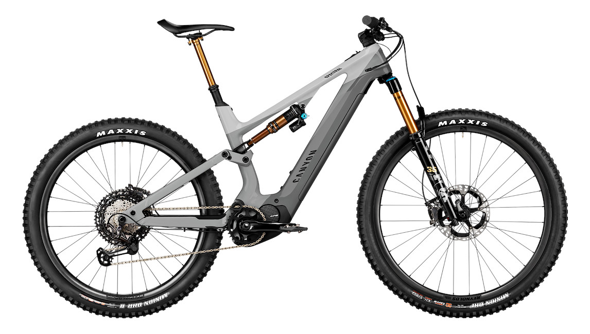 2021 Canyon Spectral:ON CF 9