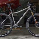 2021 Moots Mountaineer Shimano XT Bike