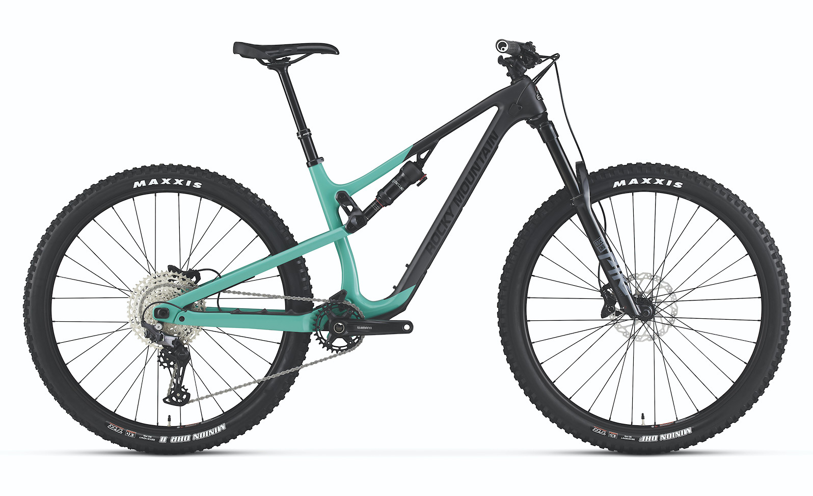 2021 Rocky Mountain Instinct 29 Carbon 30 (Ice Ice Baby/UD Carbon/Black Dog)