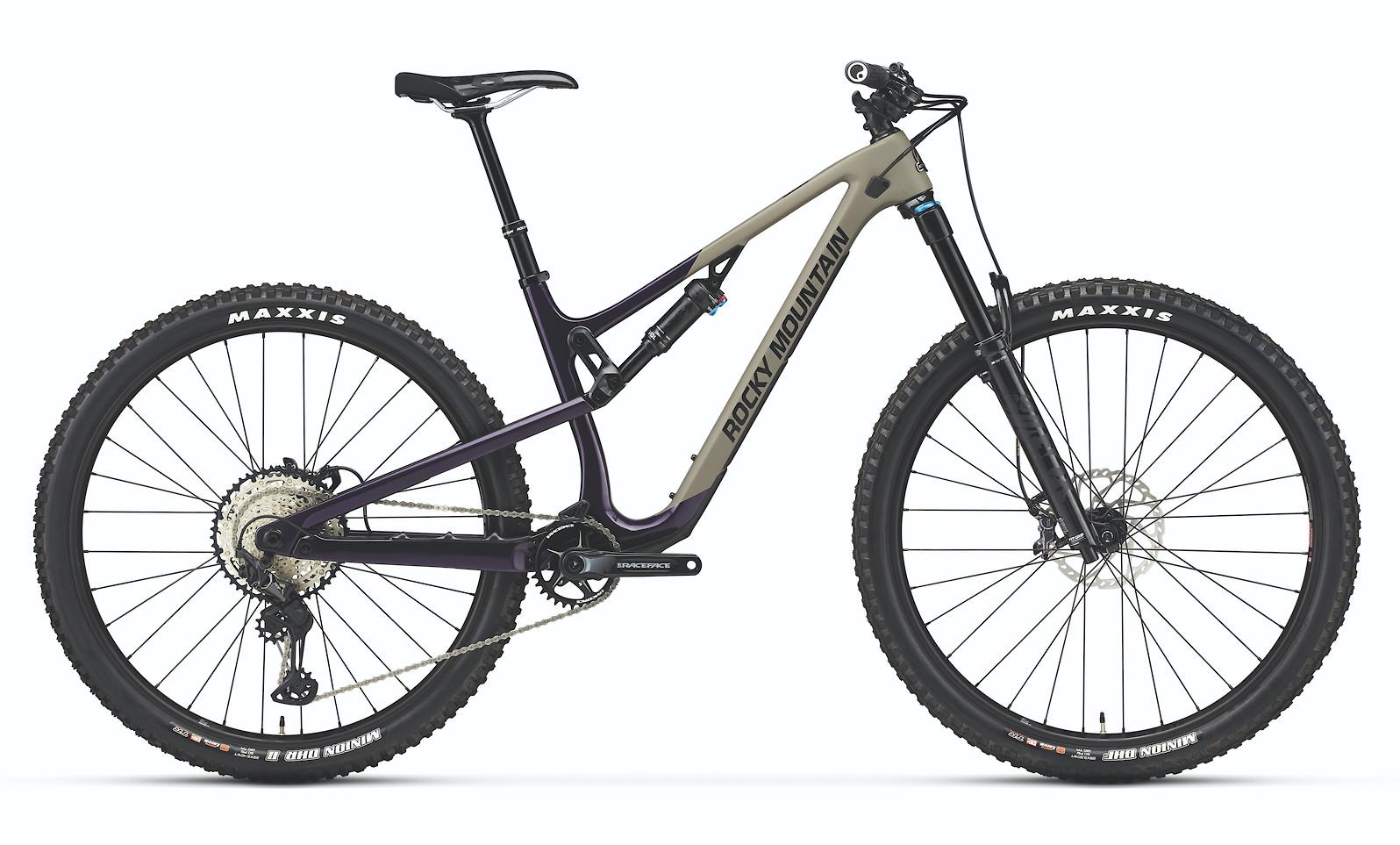 2021 Rocky Mountain Instinct 29 Carbon 50 (Violet Hills/Enter Sandman/Black Dog)