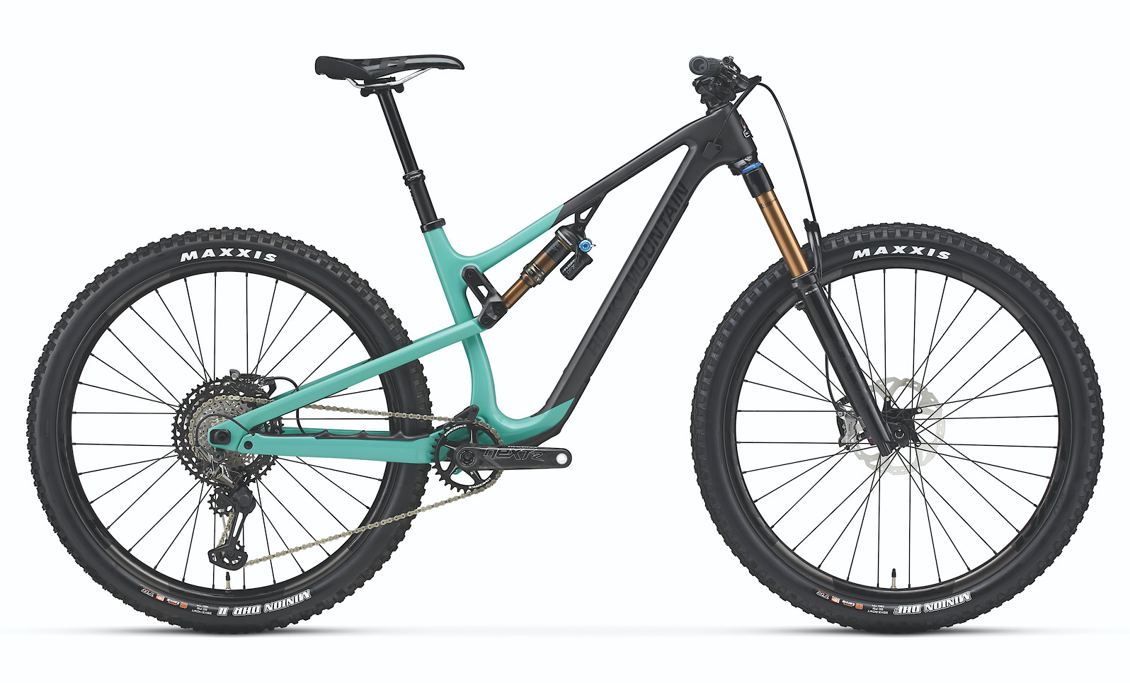 2021 Rocky Mountain Instinct 29 Carbon 90 (Ice Ice Baby/UD Carbon/Black Dog)