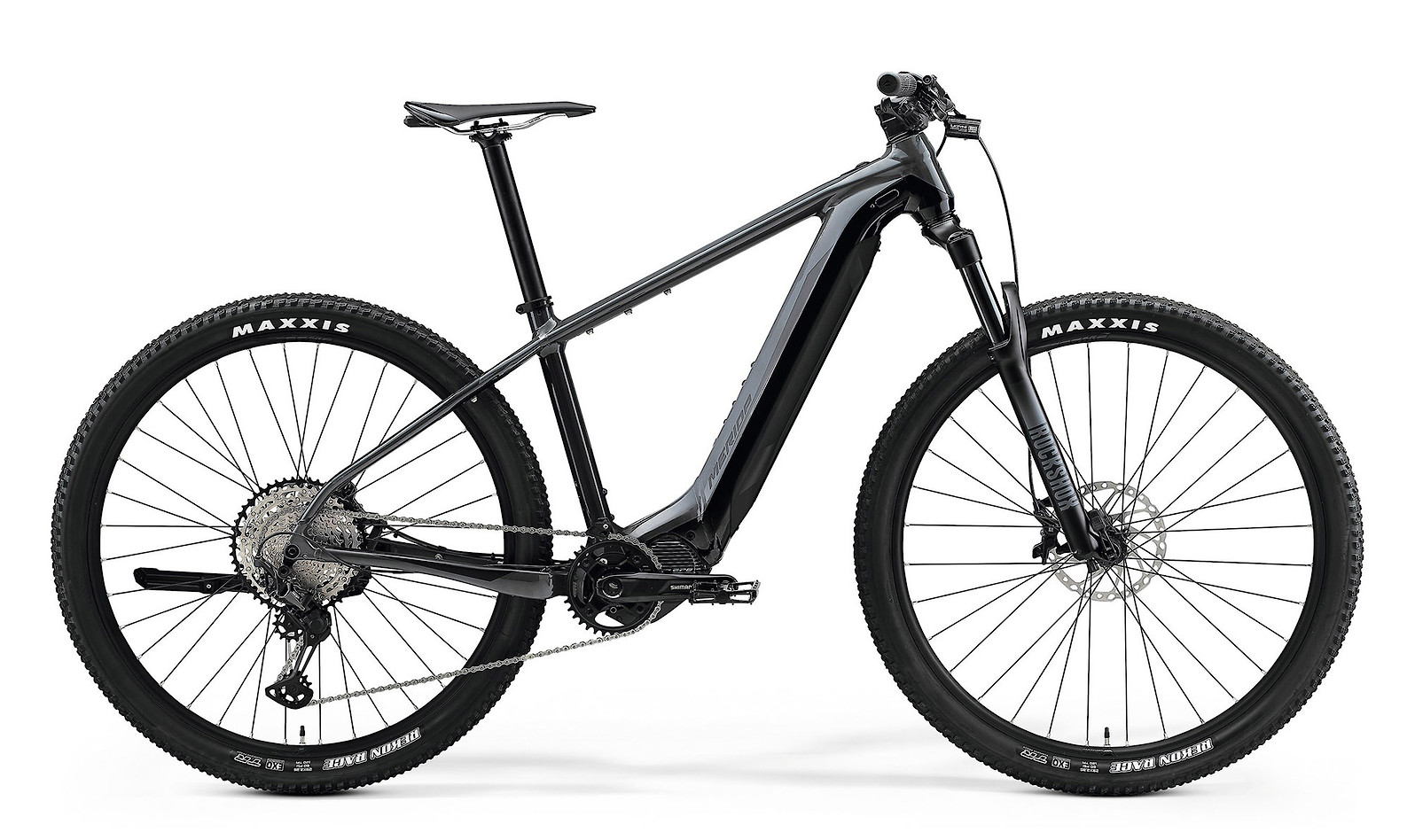 2021 Merida eBig.Nine XT 75-Edition (Grey/Black)