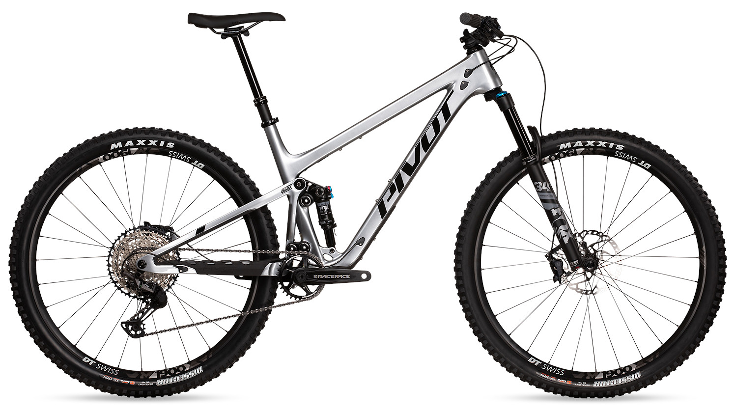 2021 Trail 429 Race XT (Metallic Silver)