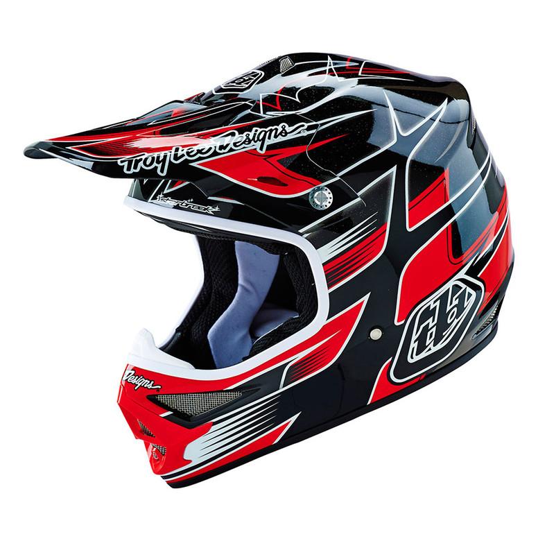 TLD Air Helmet - Starbreak Black