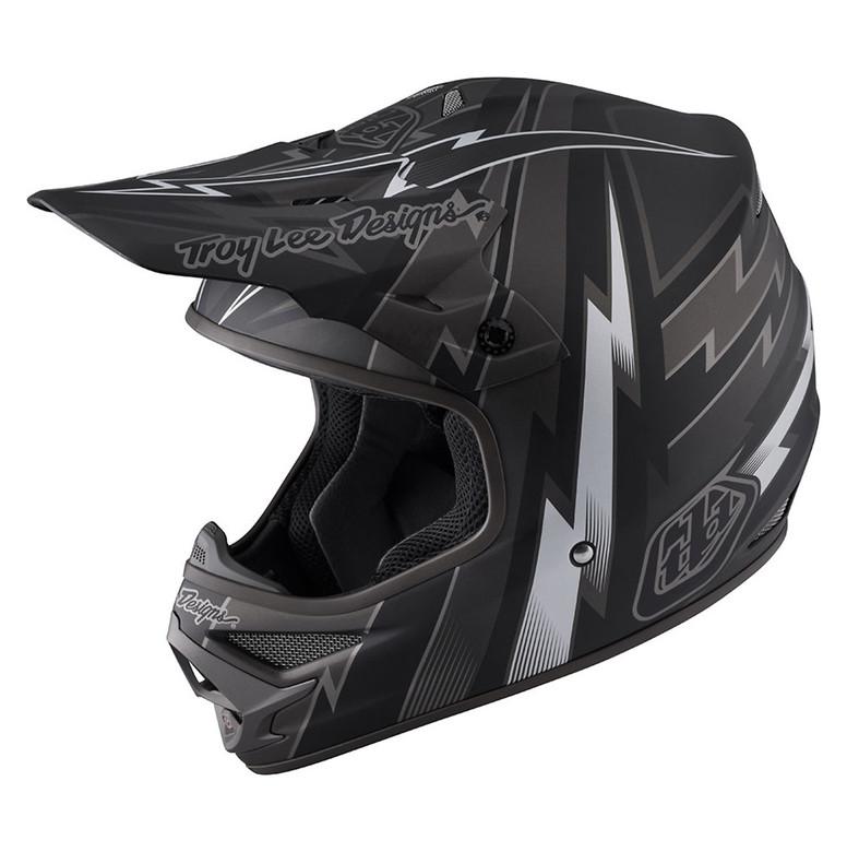 TLD Air Helmet - Beams Black